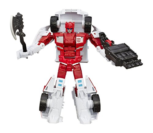 Transformers Generations Combiner Wars Deluxe Class Protectobot First Aid Figure