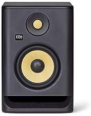 """KRK ROKIT 5 G4 5"""" Powered Studio Monitor, Black (RP5G4)"""