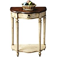 Butler Specialty Company Console Table, Vanilla/Cherry