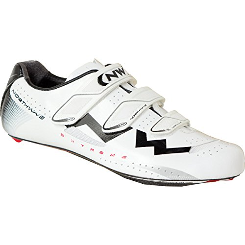 Northwave Extreme Chaussures de vélo 3S taille 40Noir/Blanc/Rouge 2014