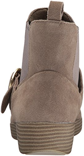 Superbuckle Desert Fitflop Suede Stone Boot Fashion Women's Chelsea 7BaYq5wa