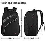 Ytonet Laptop Backpack, Slim 15.6 Laptop Backpack