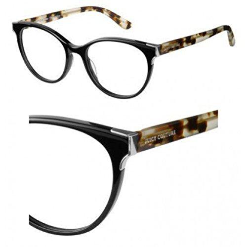 Eyeglasses Juicy Couture Ju 176 0807 - Black Couture Eyeglasses Juicy
