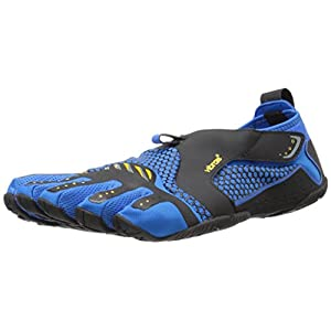 Vibram Men's Signa Athletic Boating Shoe, Blue/Black, 42 EU/9-9.5 M US