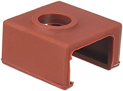 MASUNN 3pcs café Color MK9 Silicona Protectora Caso para ...