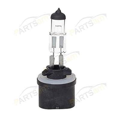 Partsam Halopro H4 9003 HB2 12V 60/55W Headlight High Low Beam Halogen Bulb