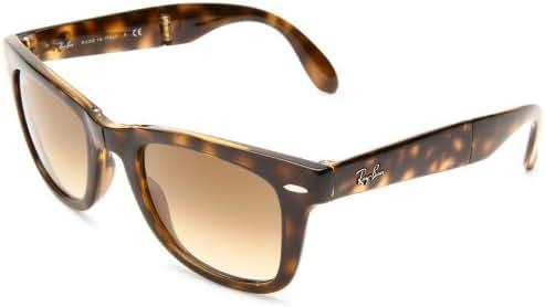 Ray-Ban Men's Folding Wayfarer Sunglasses