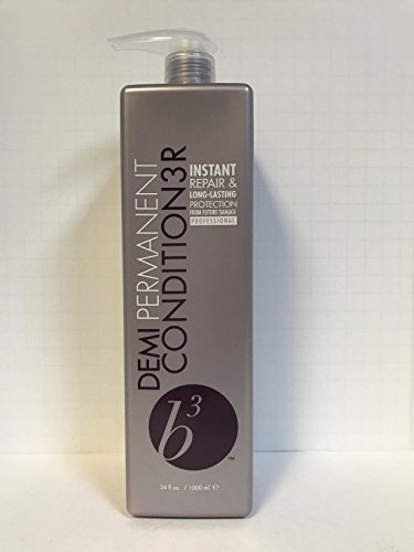 Brazilian Blowout B3 Professional Demi Permanent Conditioner - 34oz by Brazilian Blowout