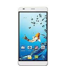 Kata Selfie - 5.5-inch Full HD IPS Octa Core International Unlocked Smartphone Android 6.0 - Super Slim Full HD 1.3 GHz Dual Sim Card 4G 13MP Camera (White)