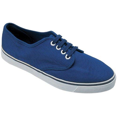 Mirak Yachtmaster Damen Schnür Schuhe Marineblau