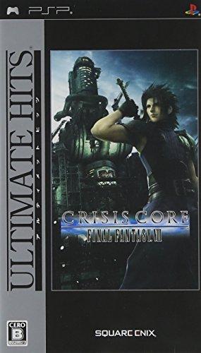 Crisis Core: Final Fantasy VII (Ultimate Hits) [Japan Import] (Final Fantasy Crisis)