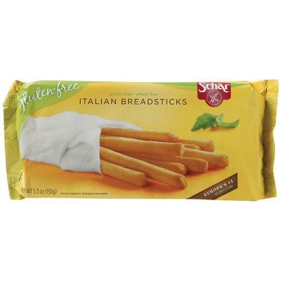 Schar Italian Breadsticks 5.3 Oz (Pack of 10)