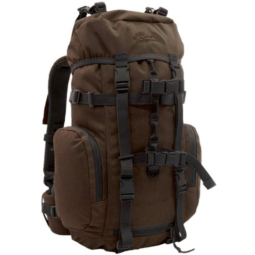 Wisport Woodcraft Rucksack Brown by Wisport