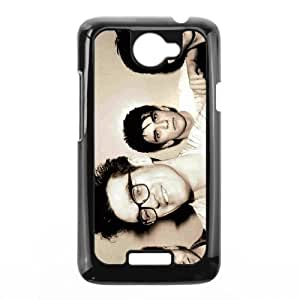 The Smiths Morrissey TPU Phone case cover for HTC One X,black