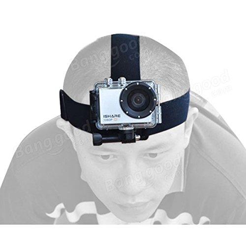 Bazaar Monter la tête de casque de sports régler position de l'adaptateur pour les appareils de sport