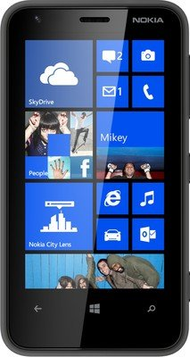 Nokia Lumia 620 Black Factory Unlocked Smartphone