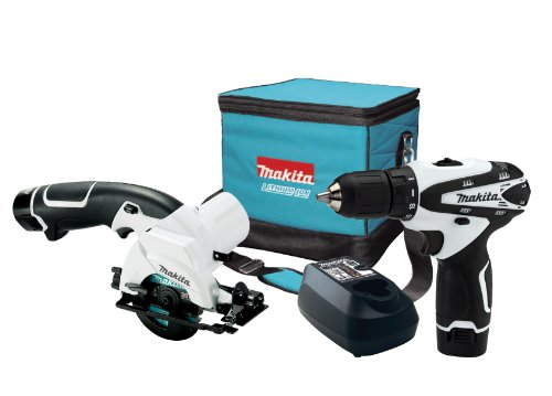 Makita LCT208W 12-Volt max Lithium-Ion Cordless 2-Piece Combo Kit (Discontinued by Manufacturer)