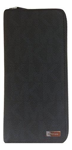 Michael Kors Men's Jet Set Black Tech Zip Around - Michael Clear Handbag Kors