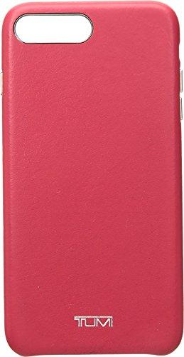 Price comparison product image Tumi Leather Wrap Case Iphone 8 Plus,  Hot Pink