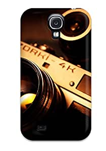 Galaxy S4 Case, Premium Protective Case With Awesome Look - K