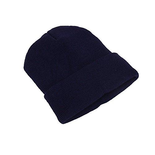 Sombrero IS Punto Sólido De Color Otoño Gorro De Sombrero Pareja Cálido Cálido S Lana ZGMZHNXC Moda De Hombre Lana FXwUqnt