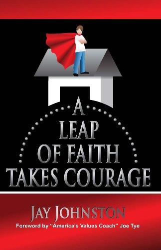 A Leap of Faith takes Courage