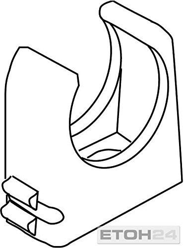 Kleinhuis RO-Clip-Rohrschelle M16 796.090 516680