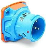 Meltric 63-68043 60 Amp, 480 Volt Plug, DSN60 Series