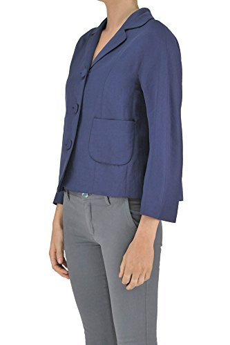 Blazer MCGLCSG03079E Bleu Modal Seventy Femme H0fwxBa