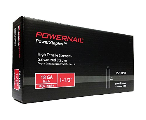 Subflooring Collated Screws (Powernail 18ga, 1/4