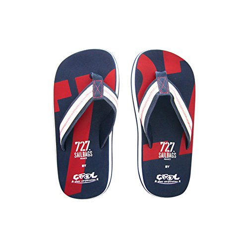 Cool Shoes Original 727LTD Dress Blue Blau Flip Flops Sandalen Zehentrenner Strandlatschen Badeschlappe