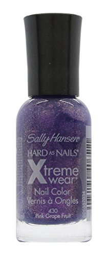 Extreme Fruit (SALLY HANSEN XTREME WEAR NAIL COLOR #430 PINK-GRAPE FRUIT by Sally Hansen)