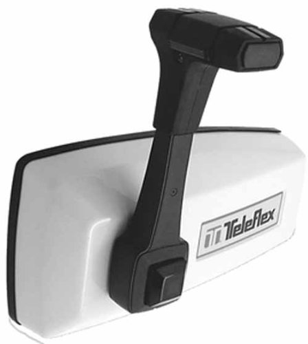 Teleflex CH2600 Universal Outboard Marine Side Mount Control (Mount Single Lever Engine Control)