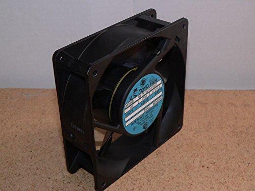 U.S. TOYO Fan USTF120381155T, 119 x 119 x 38 mm ()