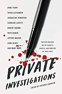 Book Cover: Private Investigations: Mystery Writers on the Secrets, Riddles, and Wonders in Their Lives