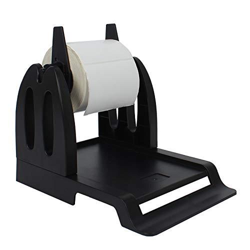 Yoton Original External Barcode Zebra Printer Paper Stand Stent for Argox Datamax TSC Godex Printer (Black) - (Color: K) by Yoton (Image #1)