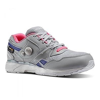 Pump Chaussures Running Baskets Reebok Dual Grisbleu Rarität V60087 C Course De hQCsdBtrx