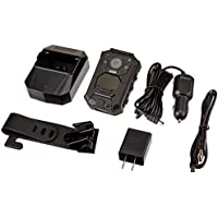 Alpha Digital Law Enforcement Body Camera Security Camera, Black (EH05)