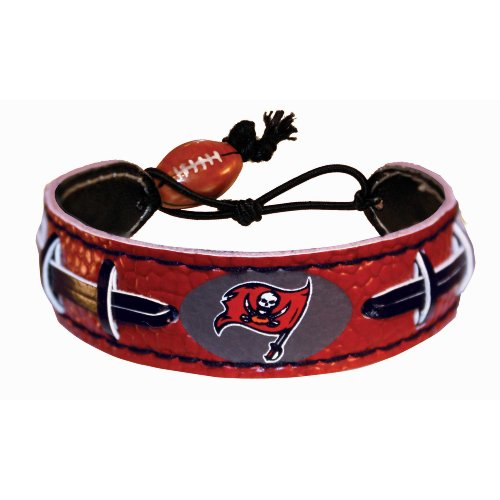 Tampa Bay Buccaneers Team Color NFL Football Bracelet