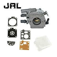 JRL Carburetor Carb With Repair Kit For STIHL 038 MS380 MS381 Engine Part Chainsaw