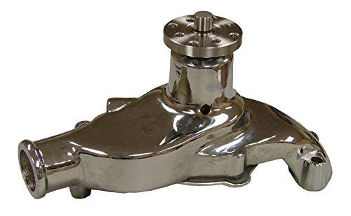 Chevy Camaro Water Pump (CSI 8100 Chrome Plated Water Pump)