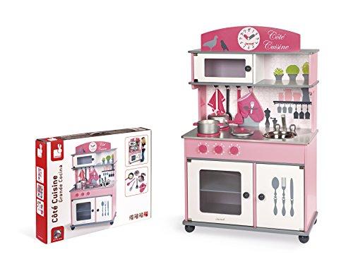 Janod - J06565 - Juguetes de madera - Cita Cocina Cocina: Amazon.es:  Juguetes y juegos