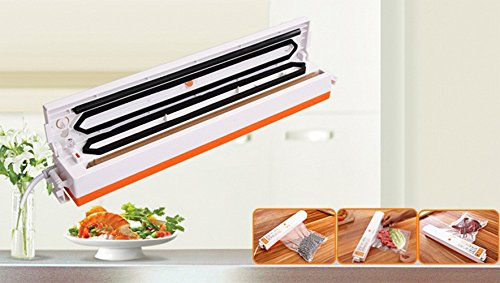 Automatic Electric 110 V Vacuum Food Sealer Machine With All Size Vacuum Bag (Vacuum Cleaner Ureka compare prices)