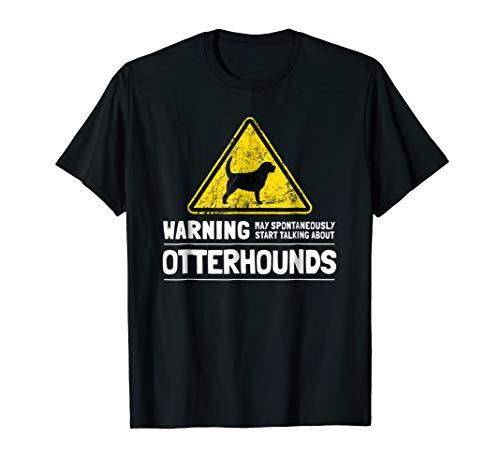 Otterhound Dog Lovers Gift Dog Humor T-Shirt
