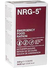 Not Catering NRG de 5sin gluten supervivencia 500g Outdoor Not Corporation Not Cautela Juego | 2x 9cerrojo supervivencia Alimentos Expeditions inicial como EPA
