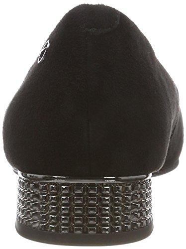 Black Bailarinas Mujer Tamaris 22202 Negro 1 para pXxCq