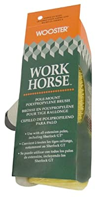 Wooster Brush 1840 Work Horse Scrub Brush