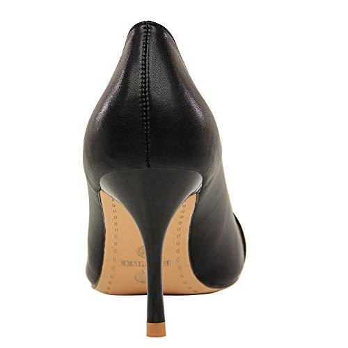 MMS06262 Noir EU Femme Compensées 36 Sandales 5 Noir 1TO9 Zw4BxqdXZ
