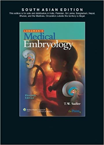 langmans medical embryology 11th edition