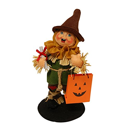 Annalee - 6in Trick or Treat Scarecrow]()